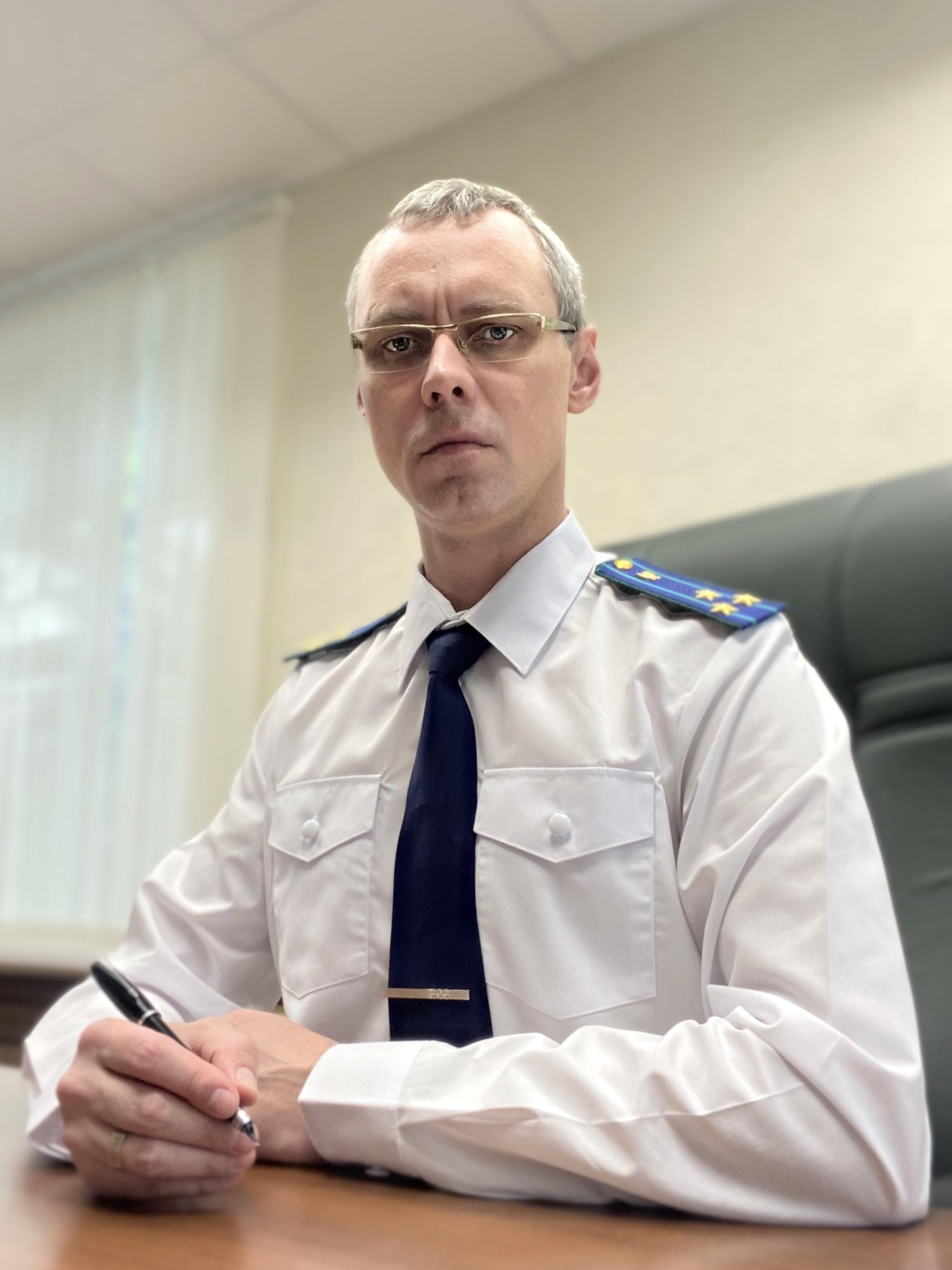 Зюзинский межрайонный прокурор провел личный выездной прием граждан